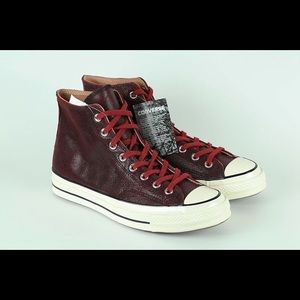 cf4c924b8b4d65 Converse Shoes - Chuck Taylor Cracked brick leather Unisex Sneakers